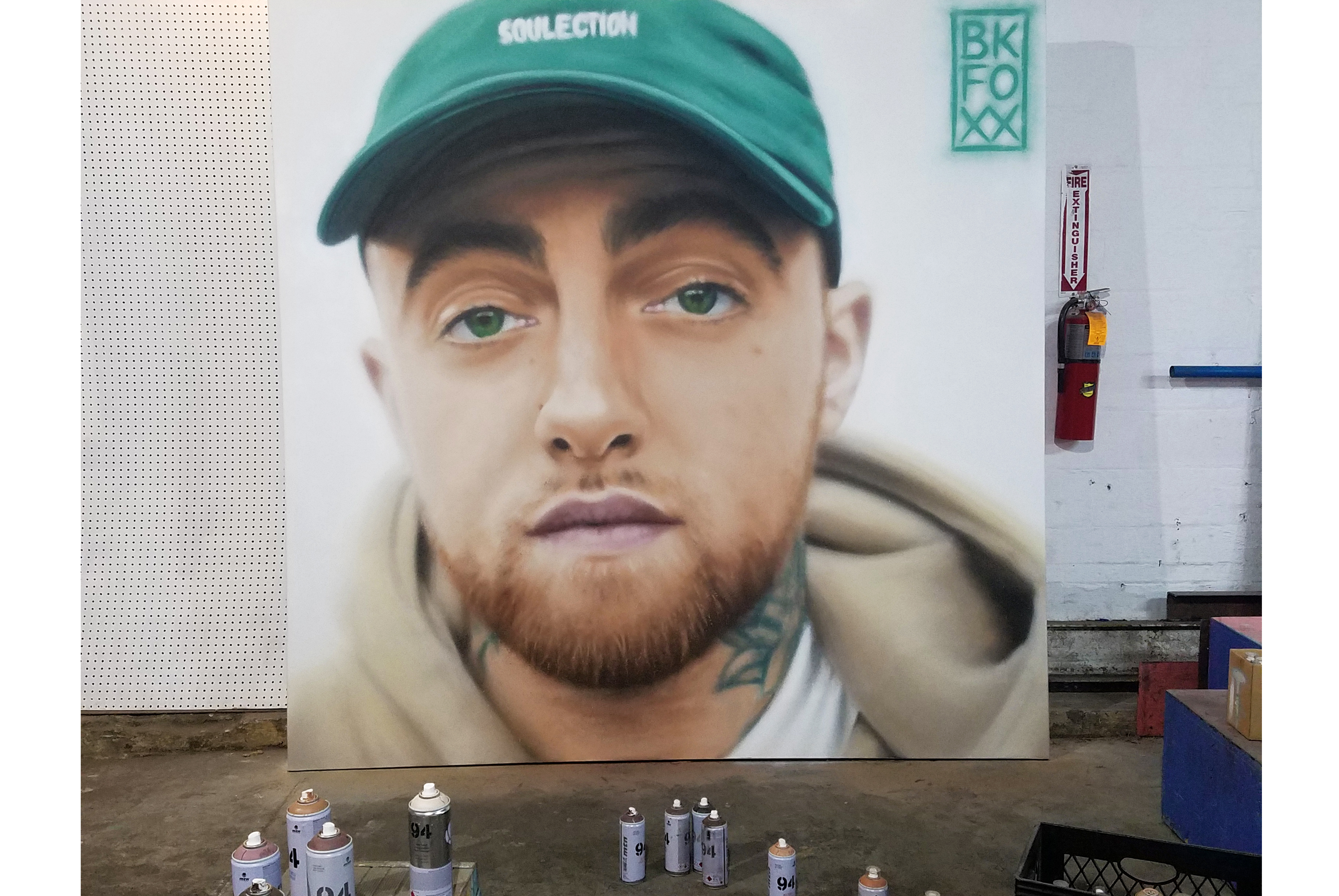 <b>Mac Miller</b><br>for Governor's Ball NYC<br>May 2019